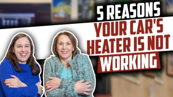 5 Reasons Your Car's Heater Is Not Working