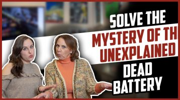 Solve the Mystery of the Unexplained Dead Battery